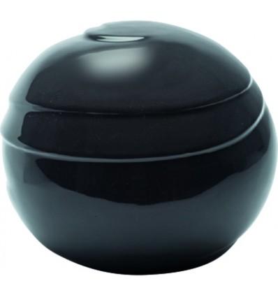 Urna Cane Modello Palla in porcellana
