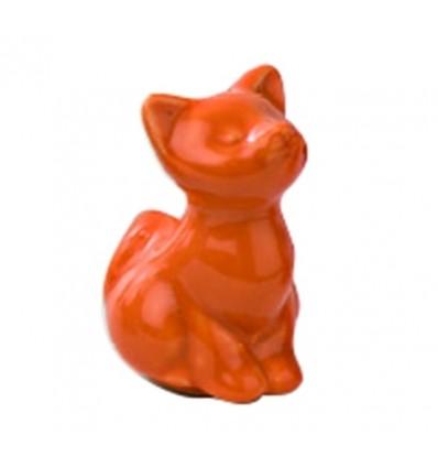 Urna Gatto Modello Mini in porcellana