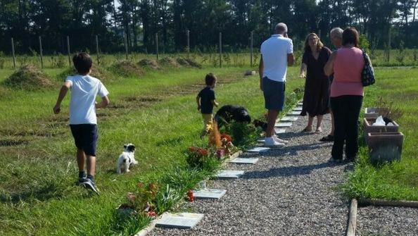 Cimitero Animali Domestici - MyPeterPan